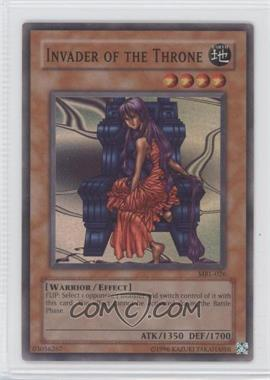 2002 Yu-Gi-Oh! Magic Ruler Booster Pack [Base] Unlimited #MRL-26 - Invader of the Throne