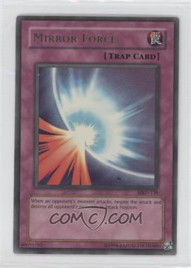 2002 Yu-Gi-Oh! Metal Raiders Booster Pack [Base] Unlimited #MRD-0138 - Mirror Force