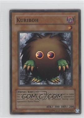 2002 Yu-Gi-Oh! Metal Raiders Booster Pack [Base] Unlimited #MRD-071 - Kuriboh
