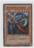 The Immortal of Thunder