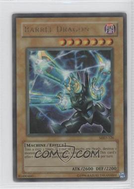 2002 Yu-Gi-Oh! Metal Raiders Booster Pack [Base] Unlimited #MRD-126 - Barrel Dragon