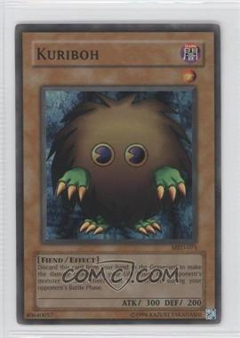 2002 Yu-Gi-Oh! Metal Raiders Booster Pack [Base] Unlimited #MRD-71 - Kuriboh