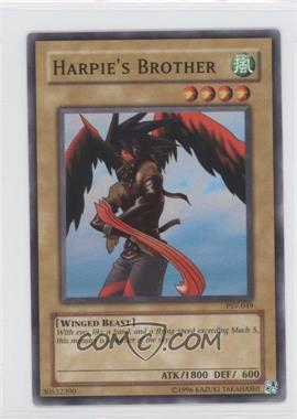 2002 Yu-Gi-Oh! Pharaoh's Servant - Booster Pack [Base] - Unlimited #PSV-049 - Harpie's Brother