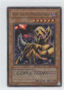 2002 Yu-Gi-Oh! Pharaoh's Servant - Booster Pack [Base] - Unlimited #PSV-100 - The Fiend Megacyber