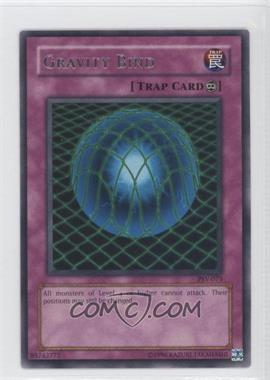 2002 Yu-Gi-Oh! Pharaoh's Servant Booster Pack [Base] Unlimited #PSV-073 - Gravity Bind