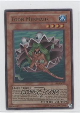 2002 Yu-Gi-Oh! Spell Ruler Booster Pack [Base] Unlimited #SRL-EN072 - Toon Mermaid