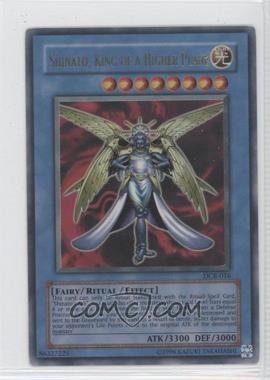 2003 Yu-Gi-Oh! Dark Crisis - Booster Pack [Base] - Unlimited #DCR-016 - Shinato, King of a Higher Plane