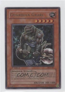 2003 Yu-Gi-Oh! Dark Crisis Booster Pack [Base] 1st Edition #DCR-007 - Guardian Grarl