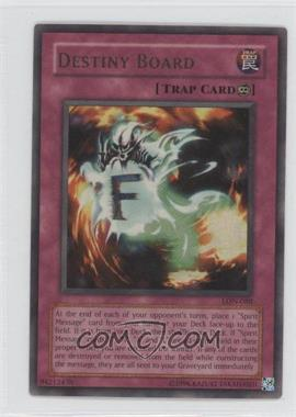 2003 Yu-Gi-Oh! Labryinth of Nightmare Booster Pack [Base] Unlimited #LON-088 - Destiny Board