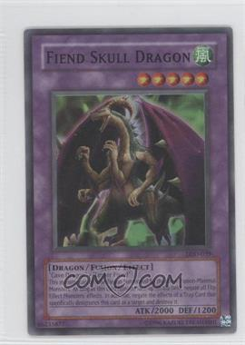 2003 Yu-Gi-Oh! Legacy of Darkness Booster Pack [Base] Unlimited #LOD-039 - Fiend Skull Dragon
