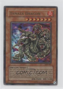 2003 Yu-Gi-Oh! Legacy of Darkness Booster Pack [Base] Unlimited #LOD-067 - Yamata Dragon