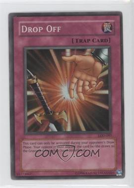 2003 Yu-Gi-Oh! Legacy of Darkness Booster Pack [Base] Unlimited #LOD-097 - Drop Off