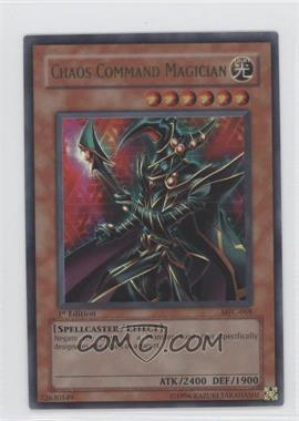 2003 Yu-Gi-Oh! Magician's Force Booster Pack [Base] 1st Edition #MFC-068 - Chaos Command Magician