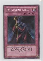 Exhausting Spell