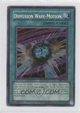 2003 Yu-Gi-Oh! Magician's Force Booster Pack [Base] Unlimited #MFC-0107 - Diffusion Wave-Motion