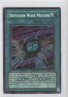 Diffusion Wave-Motion