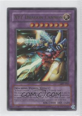 2003 Yu-Gi-Oh! Magician's Force Booster Pack [Base] Unlimited #MFC-052 - XYZ-Dragon Cannon