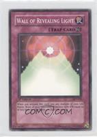 Wall of Revealing Light
