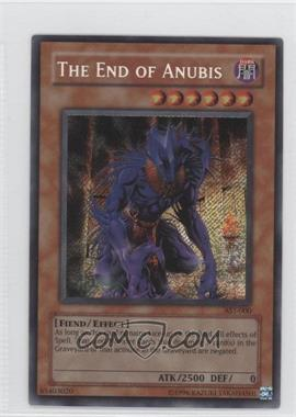 2004 Yu-Gi-Oh! Ancient Sanctuary Booster Pack [Base] Unlimited #AST-000 - The End of Anubis