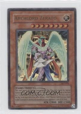 2004 Yu-Gi-Oh! Ancient Sanctuary Booster Pack [Base] Unlimited #AST-034 - Archlord Zerato