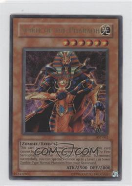 2004 Yu-Gi-Oh! Ancient Sanctuary Booster Pack [Base] Unlimited #AST-062 - Spirit of the Pharaoh