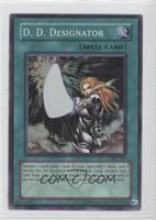 D.D. Designator