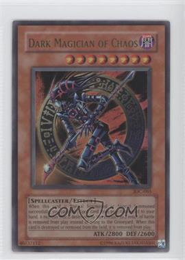 2004 Yu-Gi-Oh! Invasion of Chaos Booster Pack [Base] Unlimited #IOC-065 - Dark Magician of Chaos
