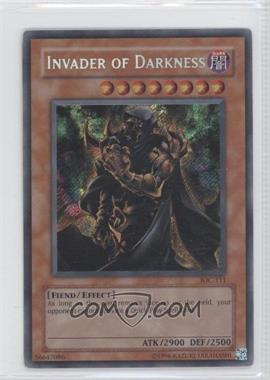 2004 Yu-Gi-Oh! Invasion of Chaos Booster Pack [Base] Unlimited #IOC-111 - Invader of Darkness