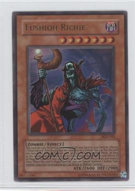 2004 Yu-Gi-Oh! Pharonic Guardian - Booster Pack [Base] - Unlimited #PGD-031 - Fushioh Richie