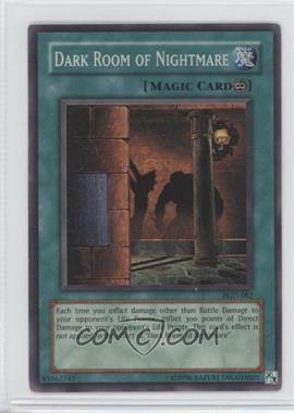 2004 Yu-Gi-Oh! Pharonic Guardian - Booster Pack [Base] - Unlimited #PGD-082 - Dark Room of Nightmare