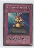 Statue of the Wicked