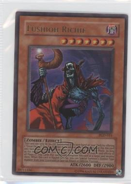 2004 Yu-Gi-Oh! Pharonic Guardian Booster Pack [Base] Unlimited #PGD-031 - Fushioh Richie
