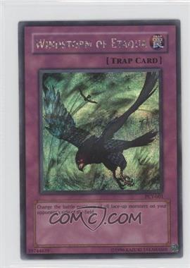 2004 Yu-Gi-Oh! Power of Chaos: Yugi the Destiny - PC Game Promos #PCY-001 - Windstorm of Etaqua