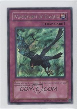 2004 Yu-Gi-Oh! Power of Chaos: Yugi the Destiny PC Game Promos #PCY-001 - Windstorm of Etaqua