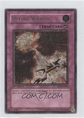 2004 Yu-Gi-Oh! Rise of Destiny - Booster Pack [Base] - 1st Edition #RDS-050.2 - Divine Wrath (Ultimate Rare)