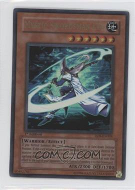 2004 Yu-Gi-Oh! Rise of Destiny Booster Pack [Base] 1st Edition #RDS-008.1 - Mystic Swordsman LV6