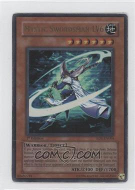 2004 Yu-Gi-Oh! Rise of Destiny Booster Pack [Base] 1st Edition #RDS-008.1 - Mystic Swordsman LV6