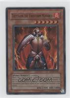 Thestalos the Firestorm Monarch (Super Rare)