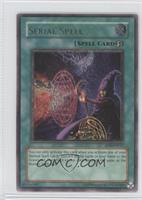 Serial Spell (Ultimate Rare)