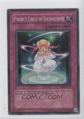 2004 Yu-Gi-Oh! Rise of Destiny Booster Pack [Base] Unlimited #RDS-057.1 - Pikeru's Circle of Enchantment (Super Rare)