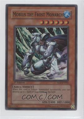 2004 Yu-Gi-Oh! Soul of the Duelist - Booster Pack [Base] - Unlimited #SOD-EN022.1 - Mobius the Frost Monarch (Super Rare)