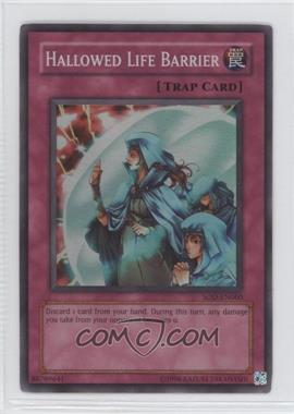2004 Yu-Gi-Oh! Soul of the Duelist - Booster Pack [Base] - Unlimited #SOD-EN060.1 - Hallowed Life Barrier (Super Rare)
