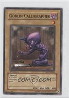 Goblin Calligrapher
