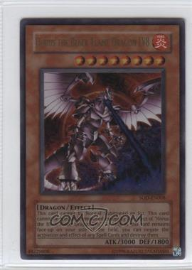 2004 Yu-Gi-Oh! Soul of the Duelist Booster Pack [Base] Unlimited #SOD-EN008.1 - Horus the Black Flame Dragon LV8 (Ultra Rare)