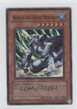 2004 Yu-Gi-Oh! Soul of the Duelist Booster Pack [Base] Unlimited #SOD-EN022 - Mobius the Frost Monarch
