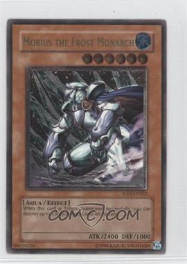 2004 Yu-Gi-Oh! Soul of the Duelist Booster Pack [Base] Unlimited #SOD-EN022.1 - Mobius the Frost Monarch