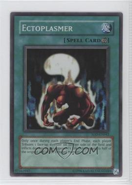 2004 Yu-Gi-Oh! Soul of the Duelist Booster Pack [Base] Unlimited #SOD-EN043.1 - Ectoplasmer (Super Rare)
