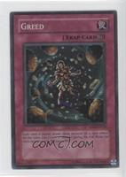 Greed (Super Rare)