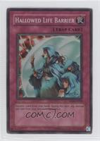 Hallowed Life Barrier (Super Rare)