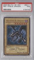 Red-Eyes B. Dragon [PSA 9]